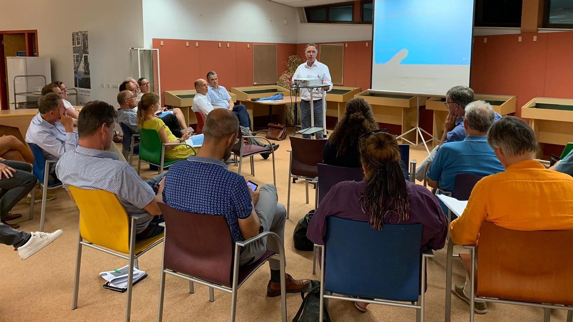 Raadsbijeenkomst (augustus 2019)